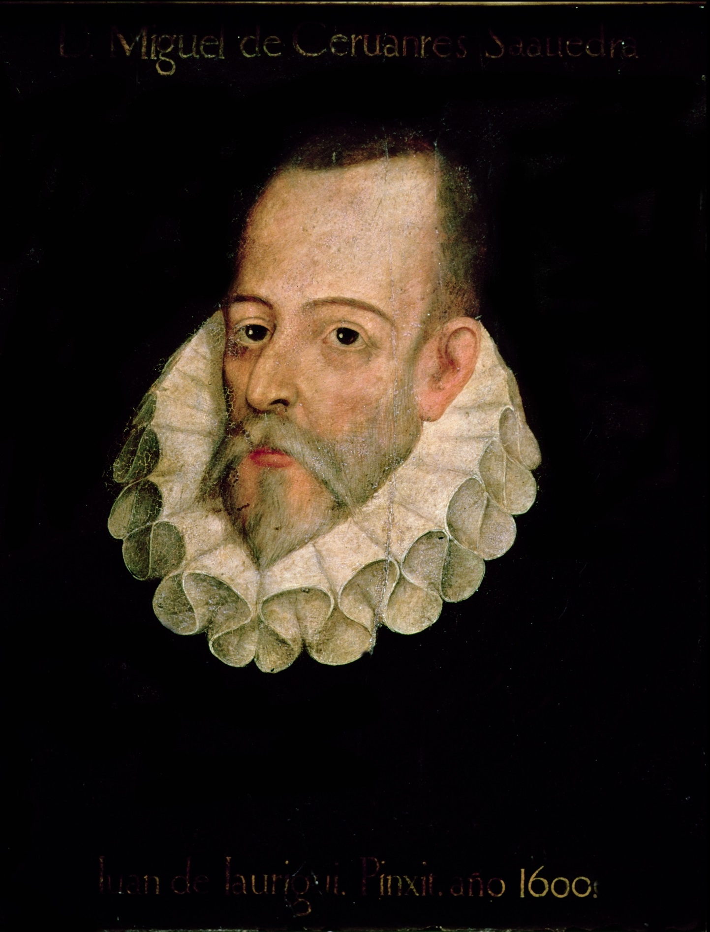 """""""Cervantes de nuevo"""""""