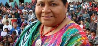 """Rigoberta Menchú: """"Desde muy pequeña conocí las injusticias"""""""