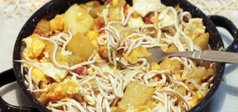 Patatas con gula (Almudena Reyes)