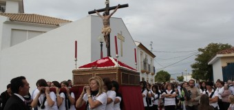 Hermandad del Cristo del Perdón. (Mª del Carmen Martín)