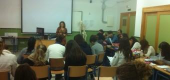Alumnos de FP participan en una jornada sobre vocación y talento