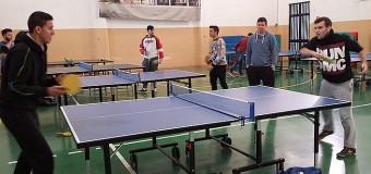 Más de 120 participantes en el Torneo de Tenis de Mesa del IES Vega de Mar