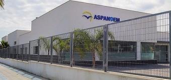 La nueva residencia de Aspandem ofrece servicio a medio centenar de usuarios