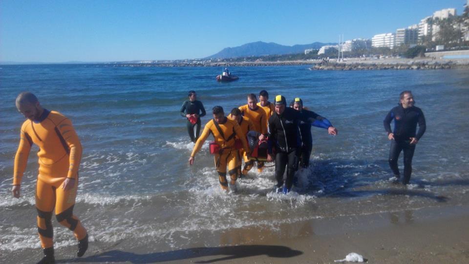 Las actuaciones en el mar suelen dispararse durante los meses de verano.
