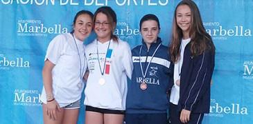 El IES Vega de Mar se alza con cinco medallas en el Cross Escolar de Marbella