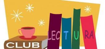 Comienza nuestro club de lectura