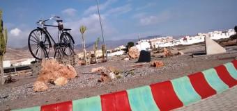 Primer aniversario de la Rotonda de la Bicicleta