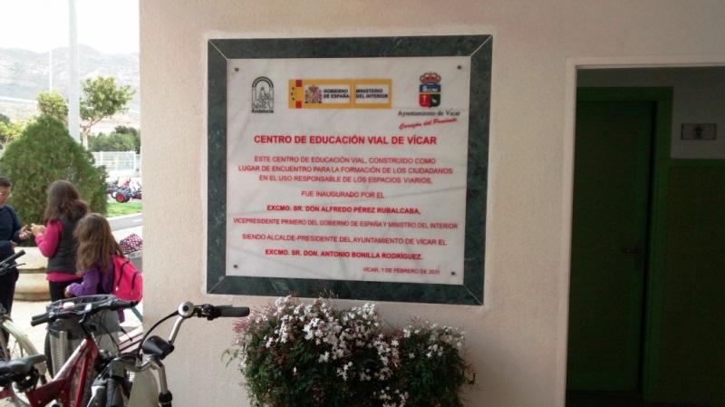 Parque Infantil de Tráfico en Vícar