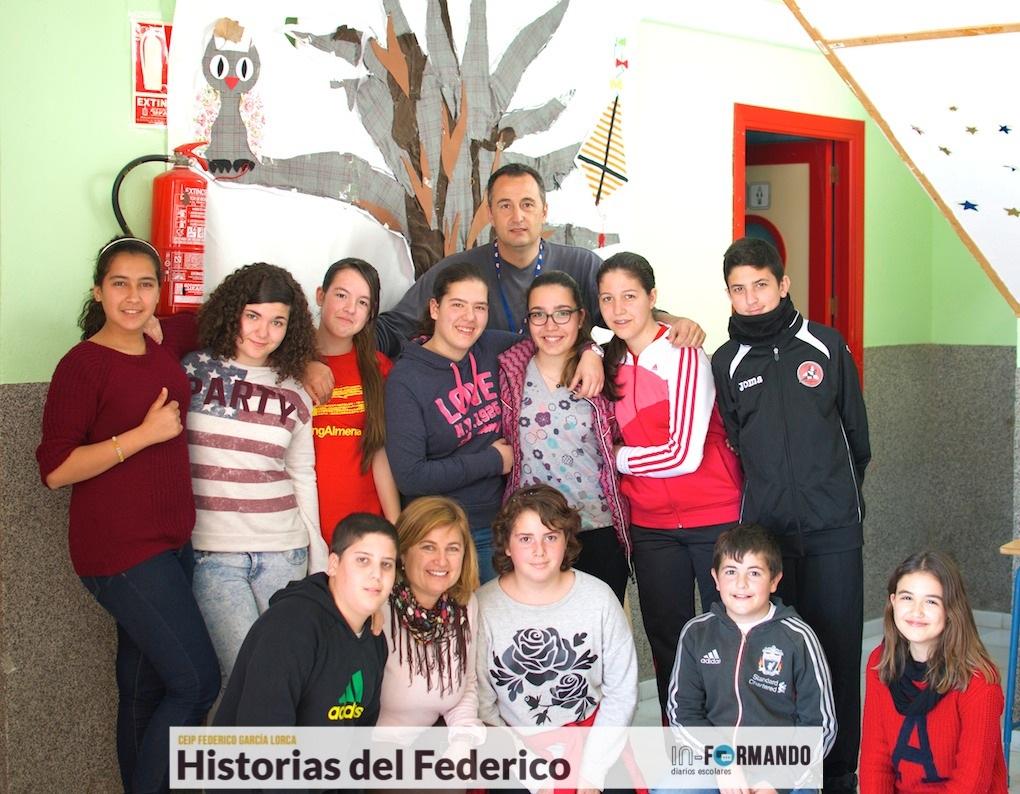 Consejo de Redacción de Historias del Federico.