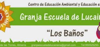 """Educación Infantil acudirá a la Granja Escuela """"Los Baños"""""""