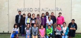 Viaje de Estudios de 6º. Hemos visitado Altamira.
