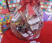 El sorteo de la cesta de Navidad será el próximo viernes 18