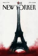 Ilustración de Ana Juan para la portada de The New Yorker