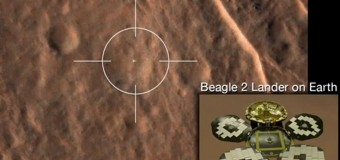 Descubrimiento en Marte