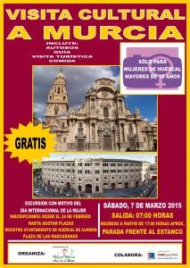 CARTEL EXCURSIÓN MURCIA 2015 WEB