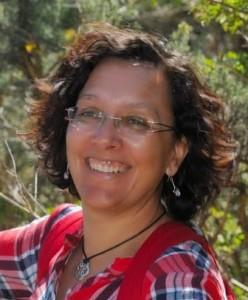 Esta es Esther, la directora del Herbario