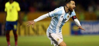 Messi lleva al Mundial a la Argentina más vulgar
