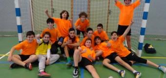 Liga Escolar 2014/2015 fútbol sala