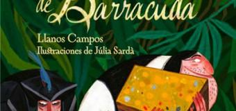 Recomendación del libro:El tesoro del pirata Barracuda