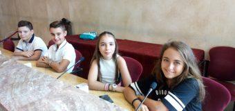 En el ayuntamiento con UNICEF