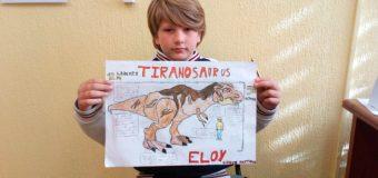 EL TIRANOSAURIO