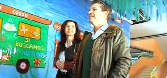 """Nuestro cole en """"Escuela de genios"""" en Huelva TV"""
