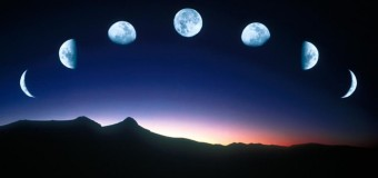 ¿La Luna?