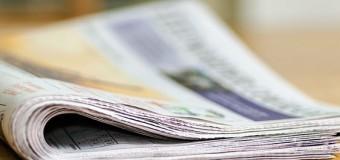 Hablando de periódicos…