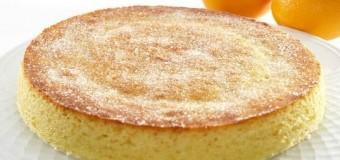 Bizcocho de naranja…¡Riquísimo!