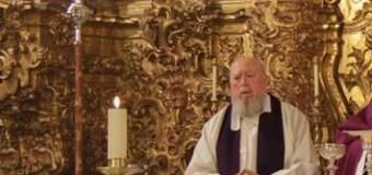 Nuevo párroco en San Basilio