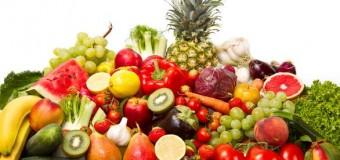 Vivan, las frutas