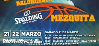 Cita con el mejor baloncesto cadete en Córdoba