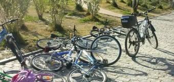 Jornada divertida, sana y ecológica en bicicleta