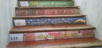 Subiendo por nuestros libros