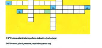 Crucigramas I