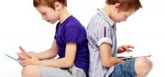 Uso de Tablets y móviles en los más pequeños