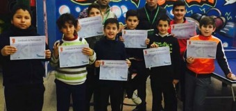 Campeonatos de Mini Fútbol y Juegos Interactivos