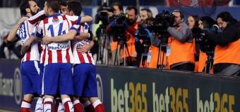 El Atlético crece con Simeone