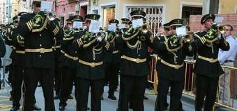 Nueva banda de cornetas y tambores para 2016