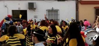 Tarde de carnaval en Beas