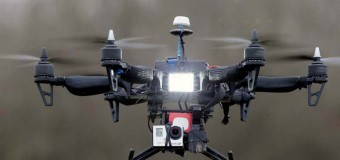 Drones en el Cielo de París