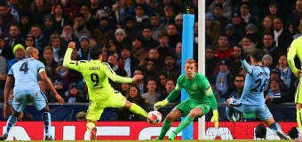 Campions League – Manchester City contra F.C. Barcelona