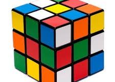 Una peculiar afición Rubik