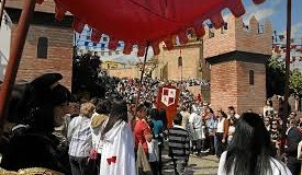 XV Edición de la Feria Medieval de Palos de la Frontera