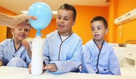 Cienciaterapia, una idea onubense