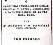 1º Periódico para niños en España, La Gaceta