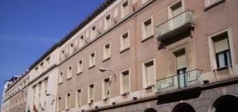 La Guardia Civil en la Diputación de Huelva