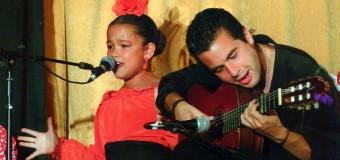 Laura Pérez una joven promesa del flamenco