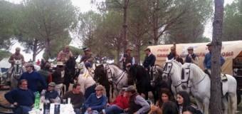 Peregrinación de Huelva a El Rocío