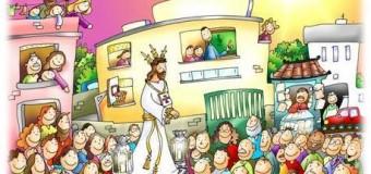 Se aproxima la Semana Santa